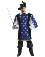 Designer Collection Musketeer Adult Costume
