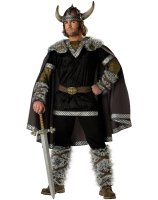 Viking Warrior Adult Costume - Large