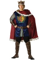 Noble King Adult Costume - Medium
