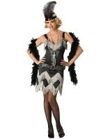 Charleston Cutie Adult Costume - Medium