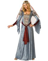 Maid Marian Adult Costume - Large