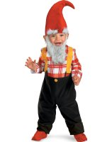 Garden Gnome Infant - Toddler Costume - Toddler (2T)