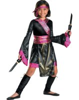 Dragon Ninja Child Costume - Small (4-6X)