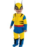 Wolverine Infant Costume - 12-18 Months