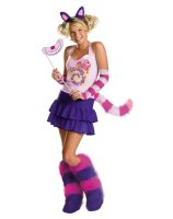 The Cheshire Cat Tween - Teen Costume