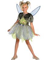 Tink and The Lost Treasures Deluxe Child Costume