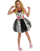 Hannah Montana Pink with Polka Dots Dress Child Costume