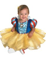 Snow White and the Seven Dwarfs Snow White Infant Costume - 12-18 Months
