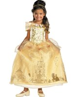 Disney Storybook Belle Prestige Toddler - Child Costume