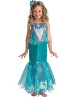 Disney Storybook Ariel Prestige Toddler - Child Costume