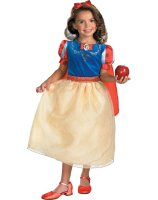Snow White and the Seven Dwarfs Snow White Deluxe Toddler - Child Costume