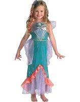 The Little Mermaid Ariel Deluxe Toddler - Child Costume