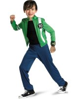 Ben 10 - Alien Force Child Costume
