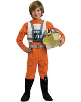 Star Wars X-Wing Fighter Pilot Child Costume - Large (12-14)