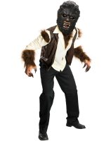 The Wolfman 2009 Deluxe Child Costume