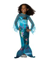 Magical Mermaid Toddler - Child Costume - Toddler (2T-4T)