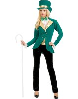 Pretty Saint Patty Adult Costume - Small
