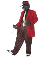 Howlin' Good Time Adult Costume - X-Large (44-46)