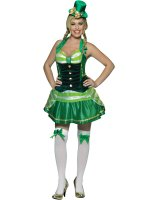 Shamrock Sweetheart Adult Costume - Standard