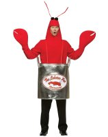 Lobster Pot Adult Costume
