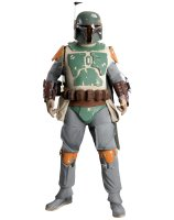 Boba Fett Supreme Edition Adult Costume - Standard