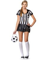 Time Out Referee Teen Costume - Small/Medium