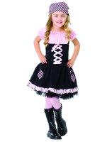 Treasure Hunt Pirate Girl Child Costume