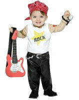 Future Rockstar Infant Costume