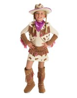 Rhinestone Cowgirl Child Costume - Medium (8)