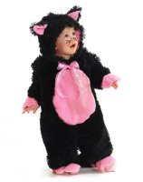 Black Kitty Infant - Toddler Costume - X-Small (4)