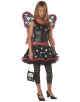 Skulls and Stars Tween Costume