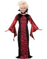 Gothic Vampire Child Costume - Small (5-7)