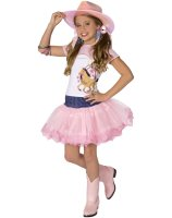 Planet Pop Star Cowgirl Child Costume - Small (4-6)