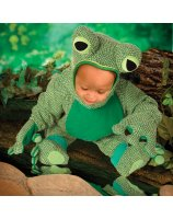 Striped Frog Toddler Costume