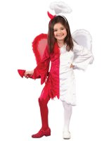 Naughty and Nice Toddler Costume