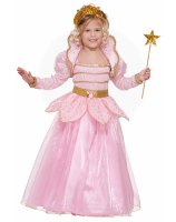 Little Pink Princess Child Costume - Medium (8-10)