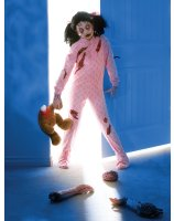 Zombie Girl Child Costume - Medium (8-10)