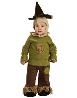 Wizard of Oz Scarecrow Toddler Costume - Toddler
