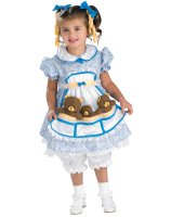 Goldilocks Toddler - Child Costume - Toddler