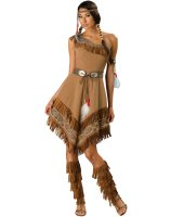 Indian Maiden Adult Costume - Small
