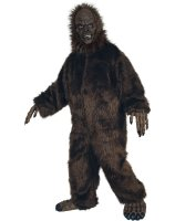 Deluxe Big Foot Adult Costume