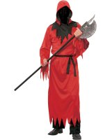 Ghoul in Red Adult Costume