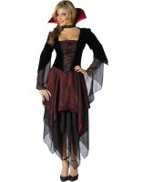 Lady Dracula Adult Costume - Medium/Large (10-14)