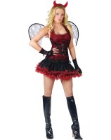 Night Wing Devil Adult Costume
