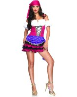 Crystal Ball Gypsy Adult Costume - Small/Medium
