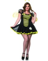 Daisy Bee Adult Plus Costume - Plus (1X/2X)