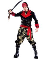 Apocalypse Pirate Adult Costume