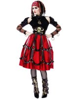 Gothic Pirate Wench Adult Costume