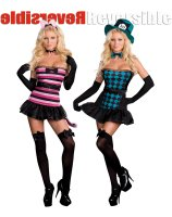 Mad About You Reversible Adult Costume