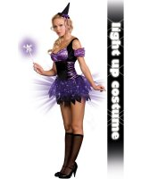 Switch Witch Light-Up Adult Costume